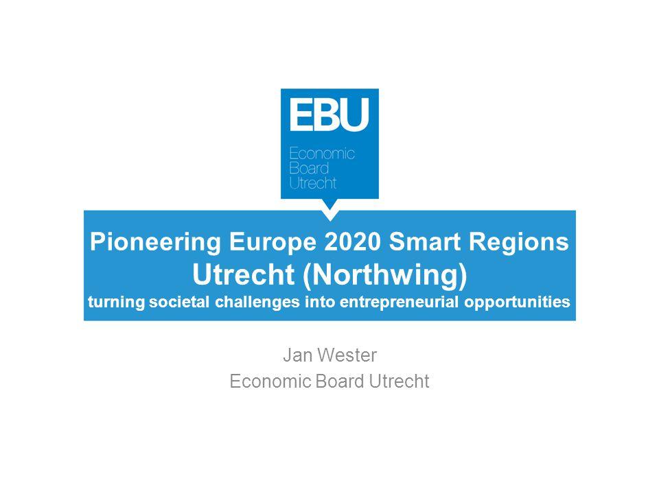 Jan Wester Economic Board Utrecht