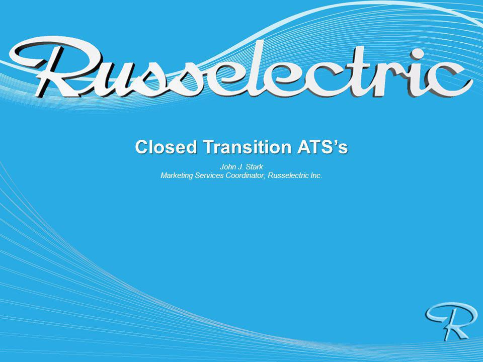 Closed Transition ATS's