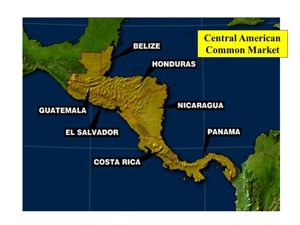 Central American Common Market