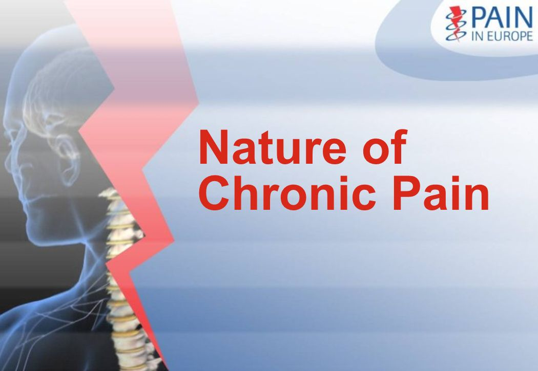 Nature of Chronic Pain