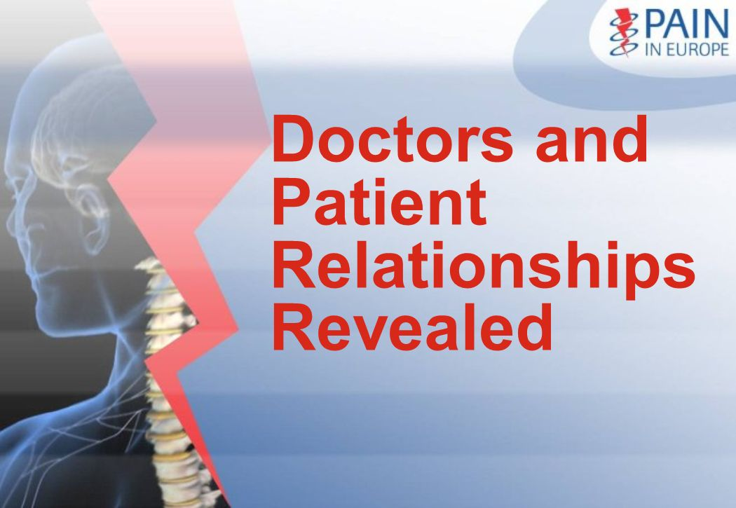 Doctors and Patient Relationships Revealed