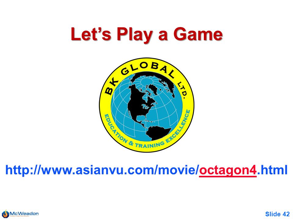 Let's Play a Game http://www.asianvu.com/movie/octagon4.html