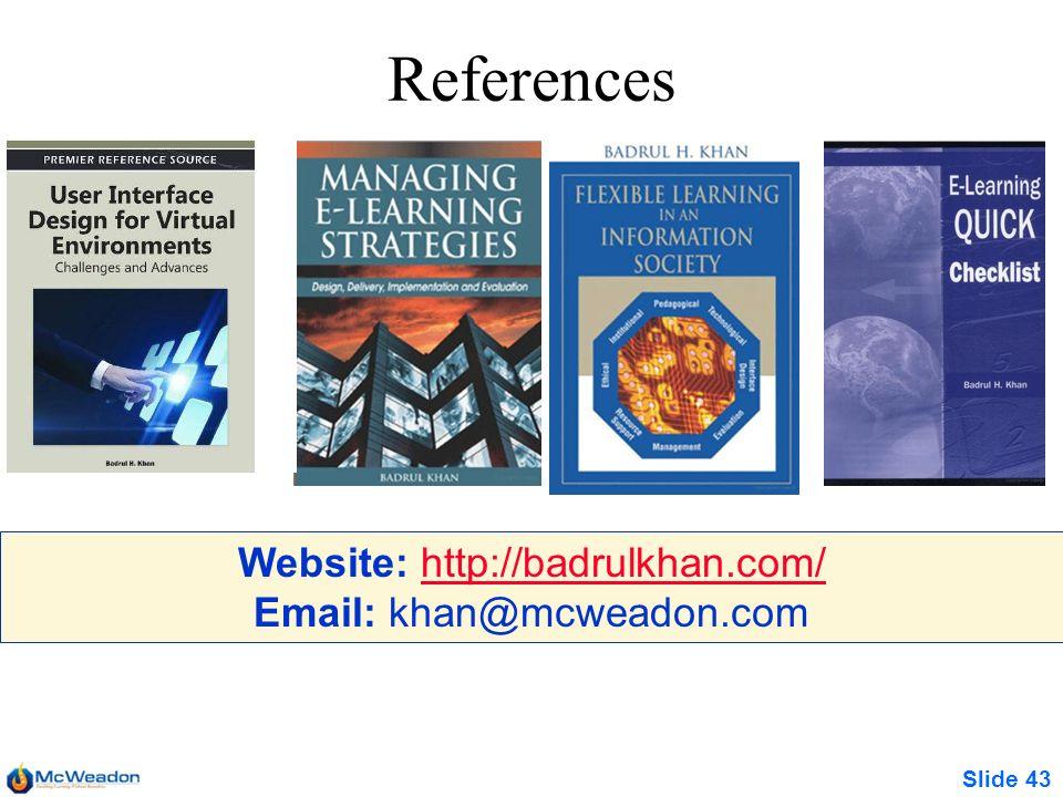Website: http://badrulkhan.com/