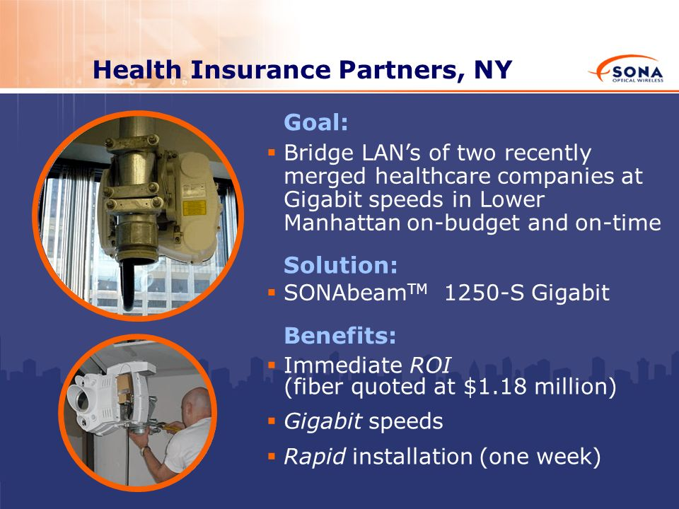 Health Insurance Partners, NY