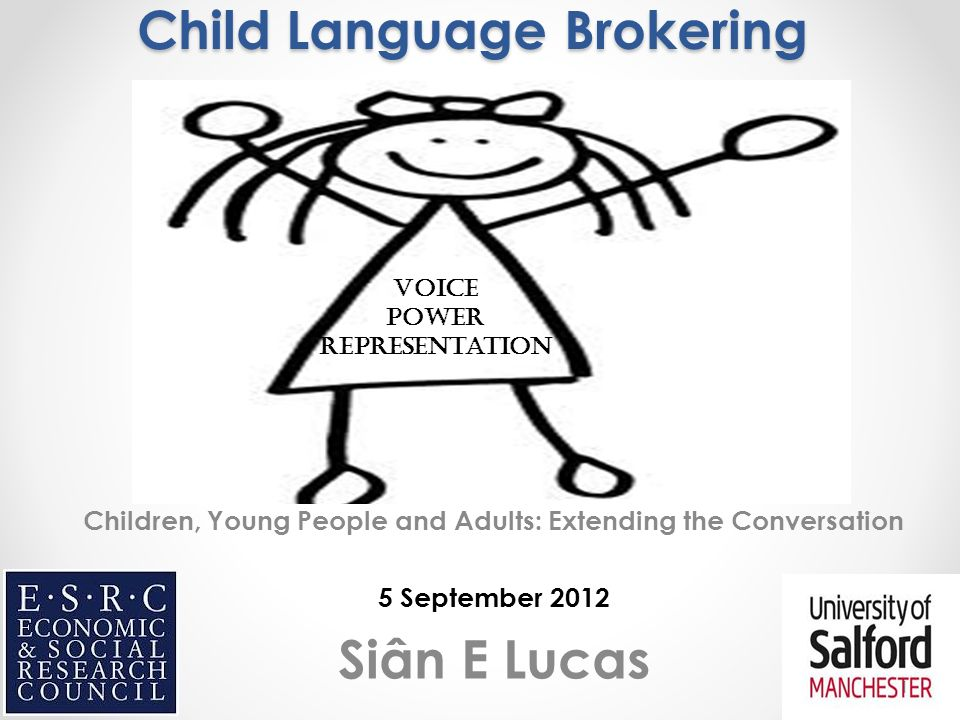 Child Language Brokering