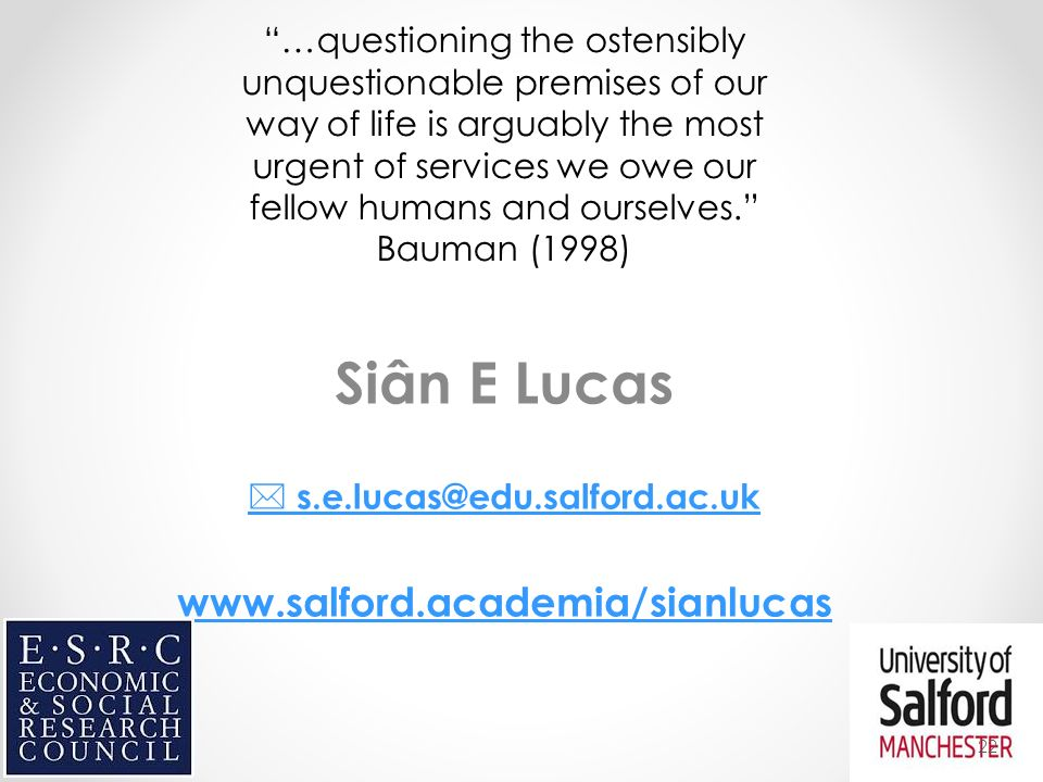  s.e.lucas@edu.salford.ac.uk