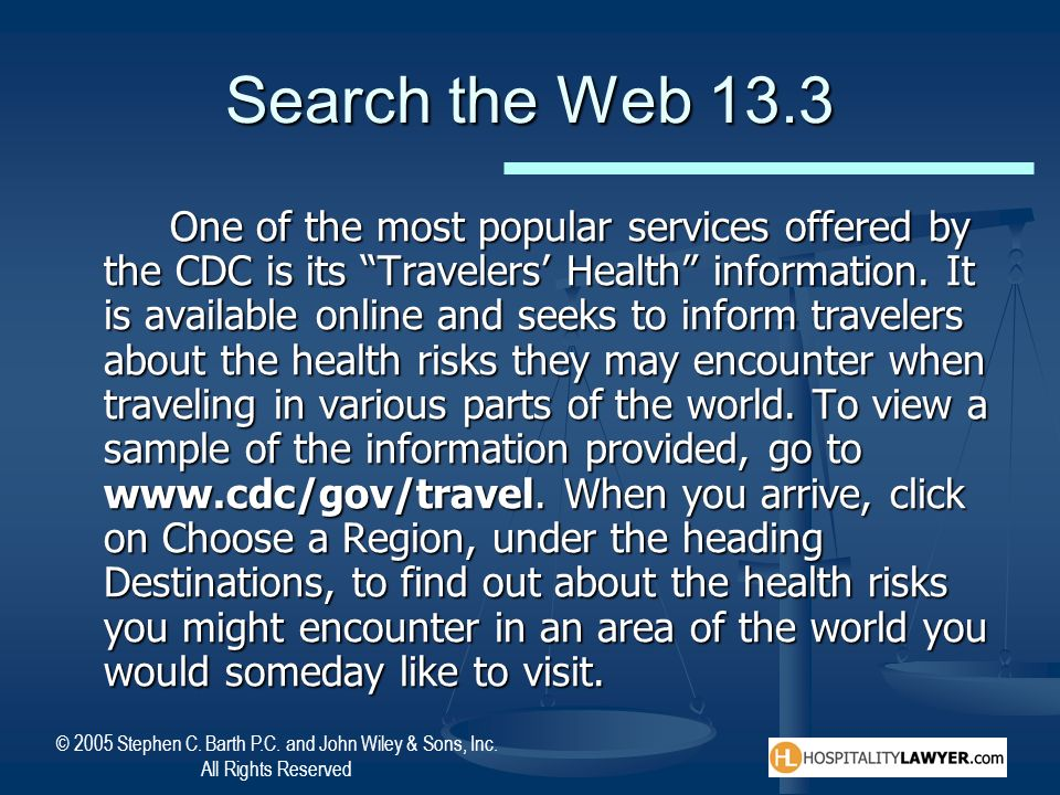 Search the Web 13.3