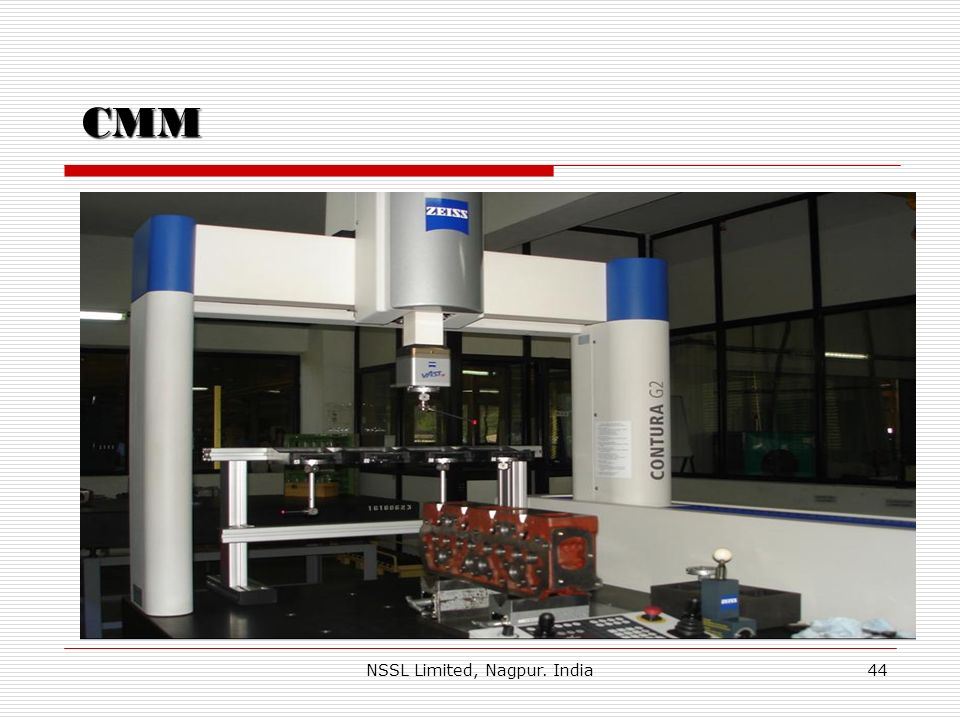 NSSL Limited, Nagpur. India
