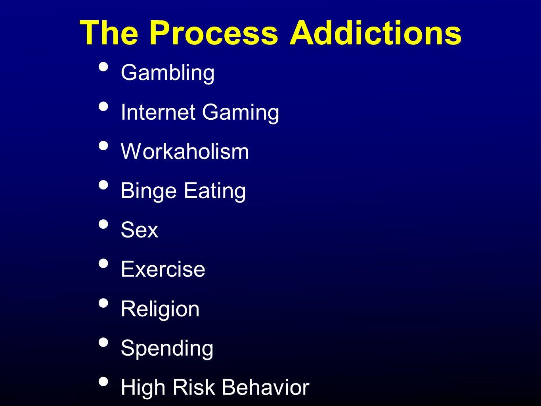 The Process Addictions