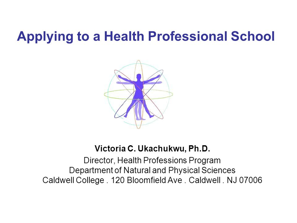 Applying to a Health Professional School