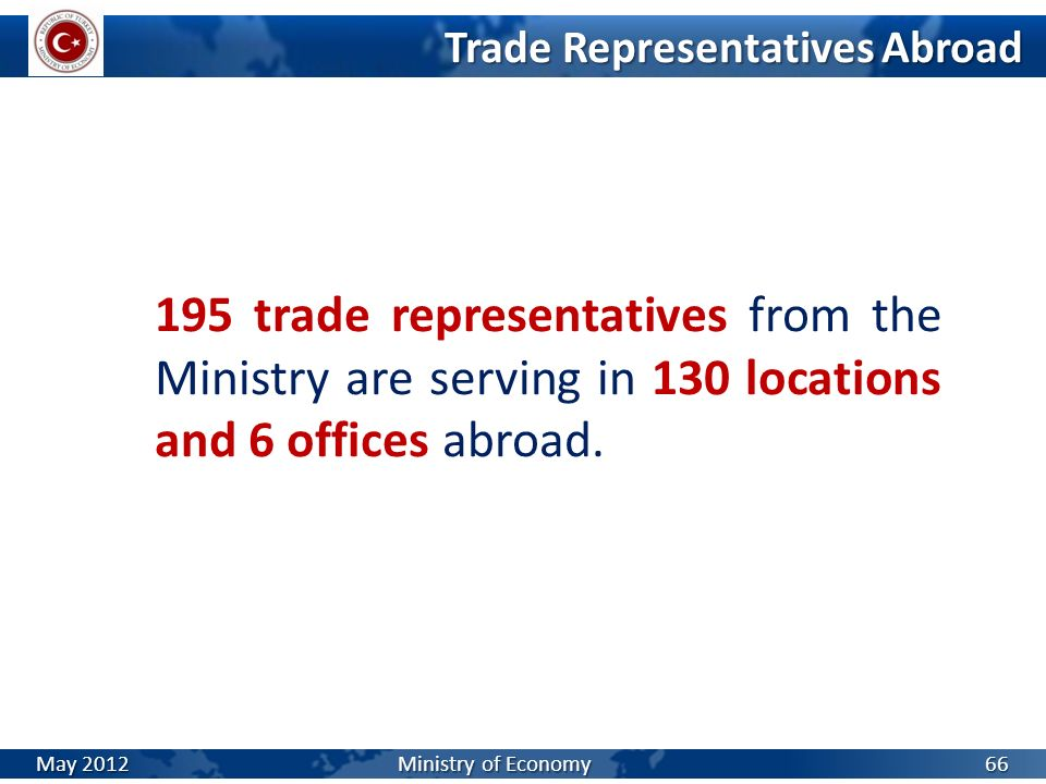 Trade Representatives Abroad