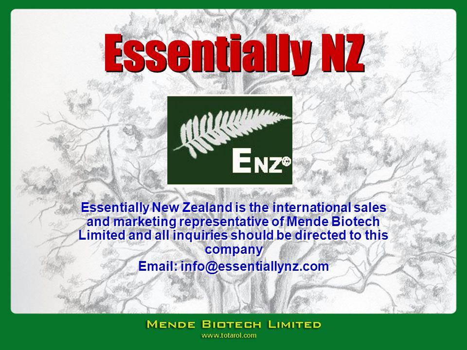 Essentially NZ