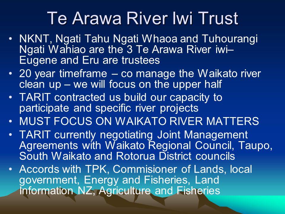 Te Arawa River Iwi Trust