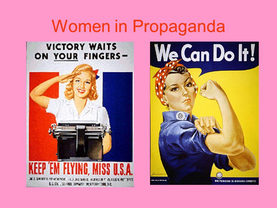 Women in Propaganda