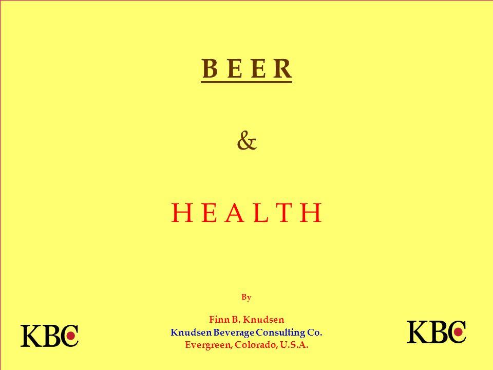 Knudsen Beverage Consulting Co. Evergreen, Colorado, U.S.A.