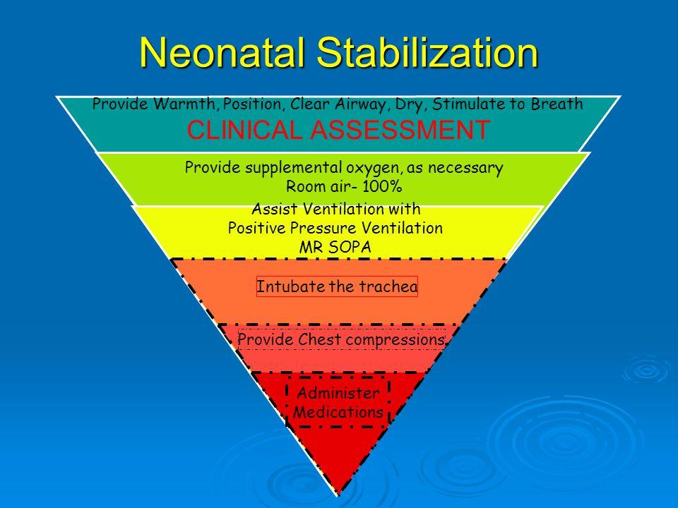 Neonatal Stabilization