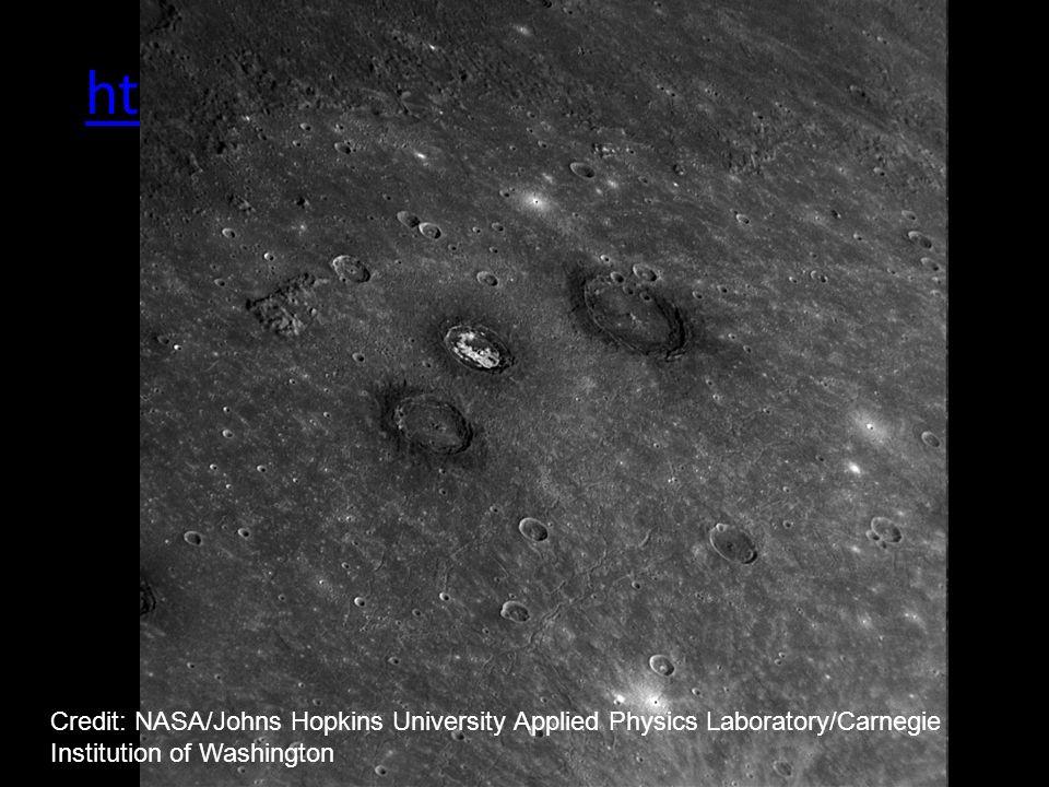 http://messenger.jhuapl.edu/Credit: NASA/Johns Hopkins University Applied Physics Laboratory/Carnegie Institution of Washington.