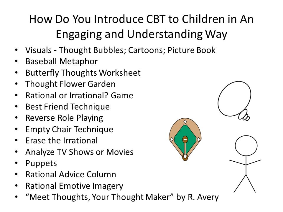 How Do You Introduce CBT to Children in An Engaging and Understanding Way