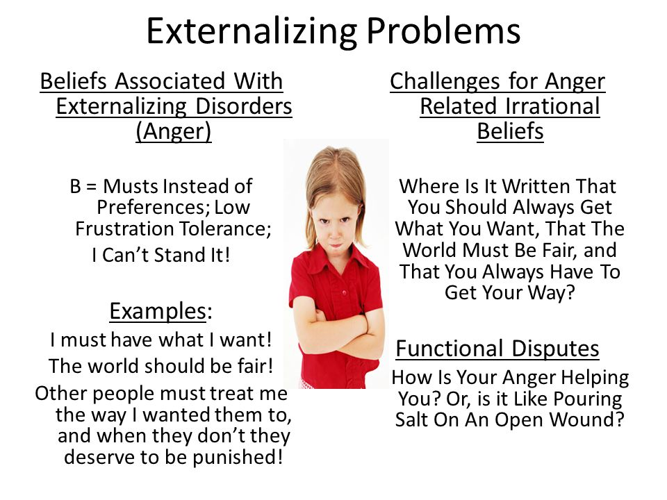 Externalizing Problems