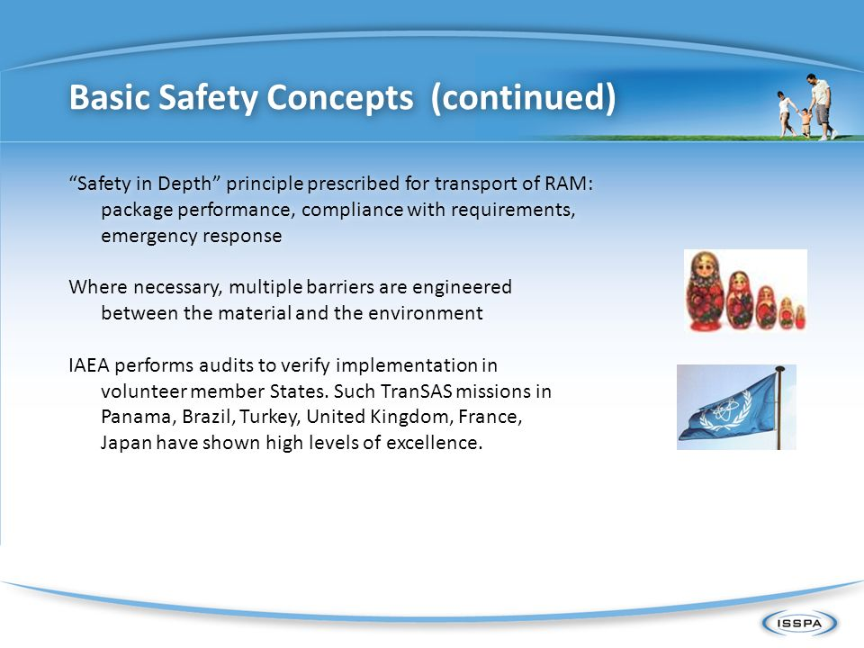 Basic Safety Concepts (continued)
