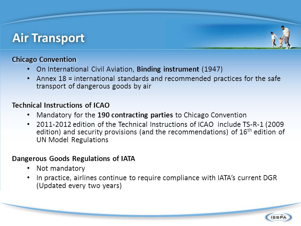 Air Transport Chicago Convention