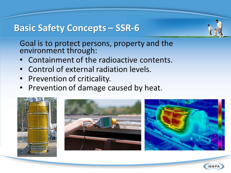 Basic Safety Concepts – SSR-6