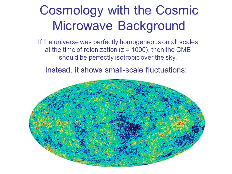 Cosmology with the Cosmic Microwave Background