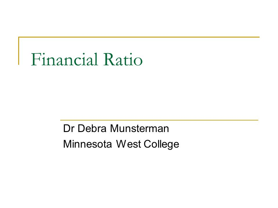 Dr Debra Munsterman Minnesota West College