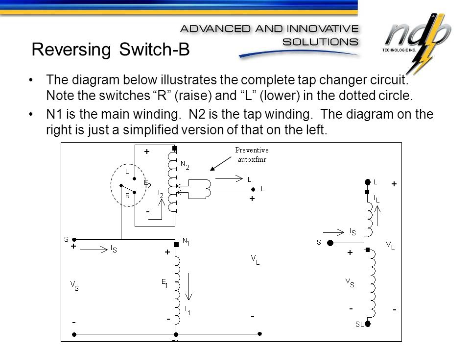 Reversing Switch-B