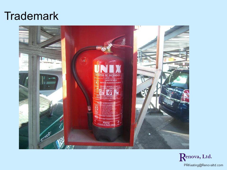 Trademark R enova, Ltd. PRKeating@Renovaltd.com