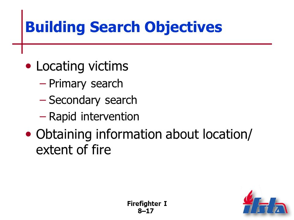 Building Search Objectives