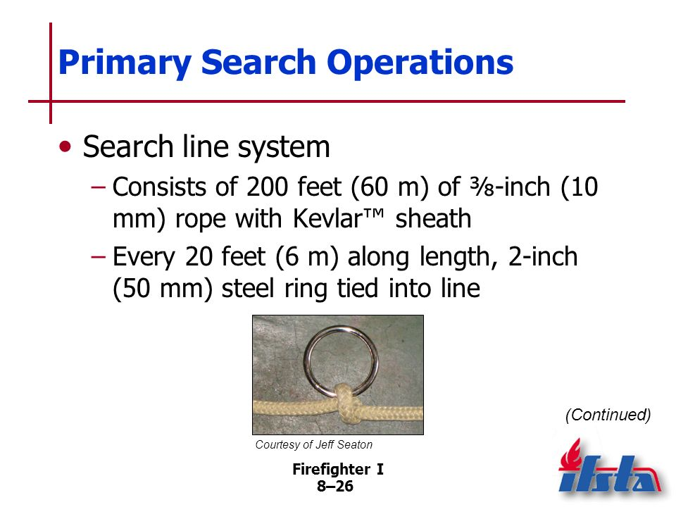Primary Search Operations