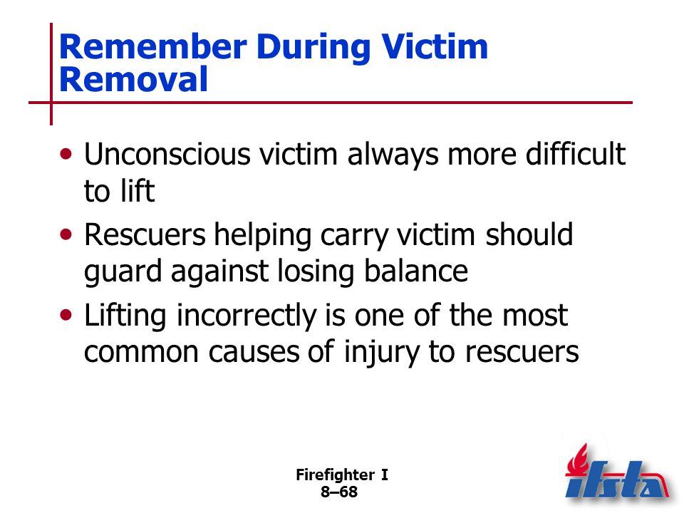 Remember During Victim Removal