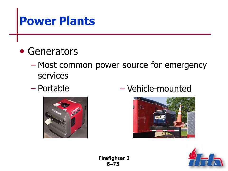 Power Plants Generators