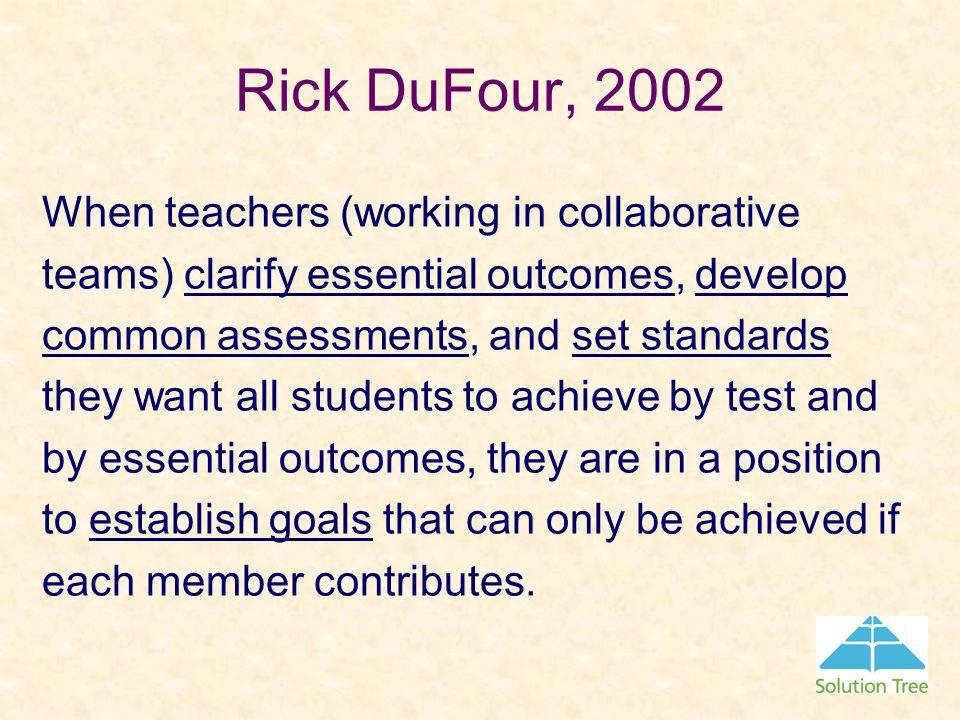 Rick DuFour, 2002