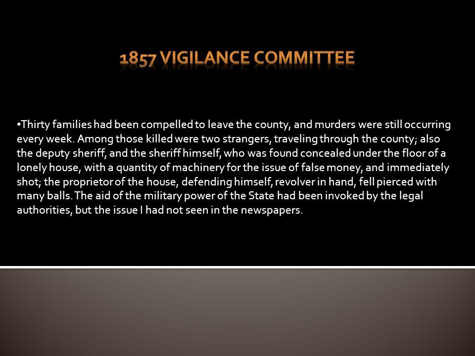 1857 Vigilance Committee