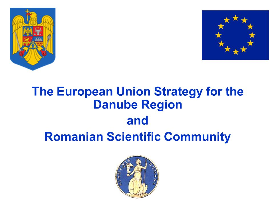 The European Union Strategy for the Danube Region and