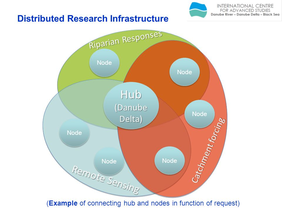 Distributed Research Infrastructure