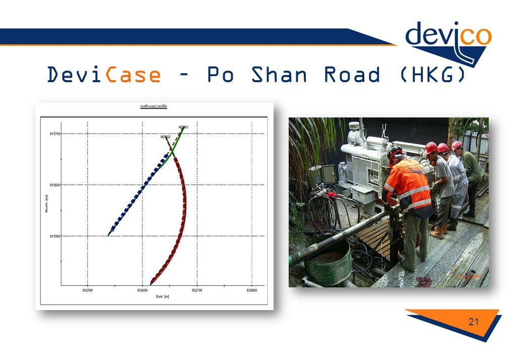 DeviCase – Po Shan Road (HKG)