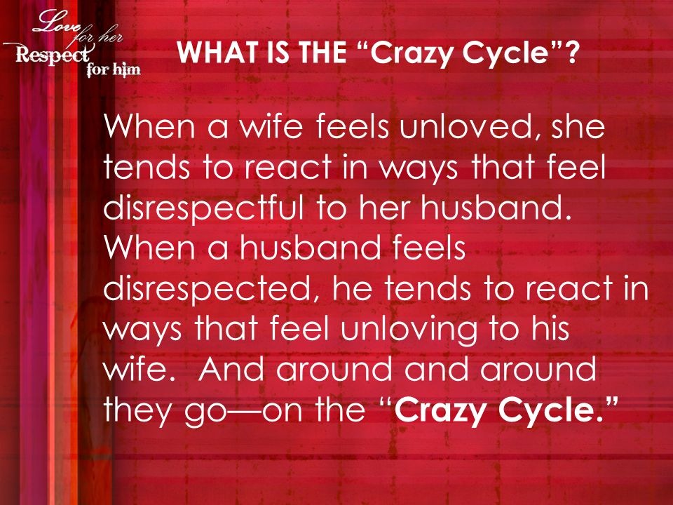 WHAT IS THE Crazy Cycle