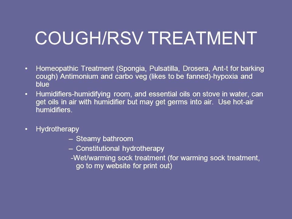 COUGH/RSV TREATMENT