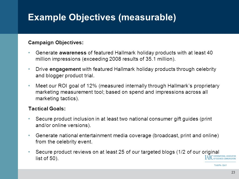 Presenter adrienne schutte ppt video online download 23 example objectives pronofoot35fo Image collections