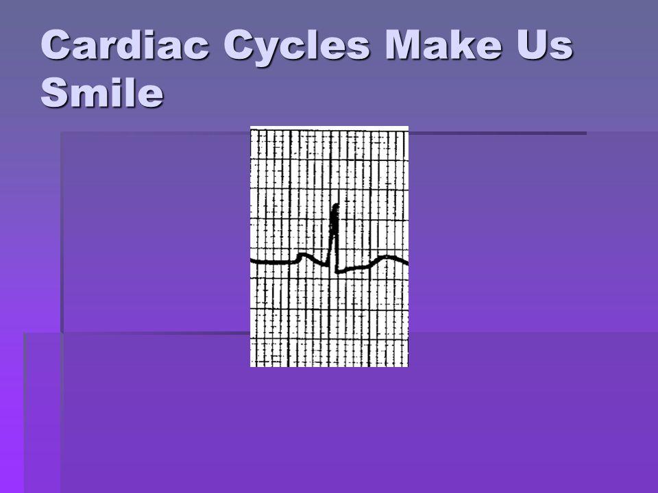 Cardiac Cycles Make Us Smile
