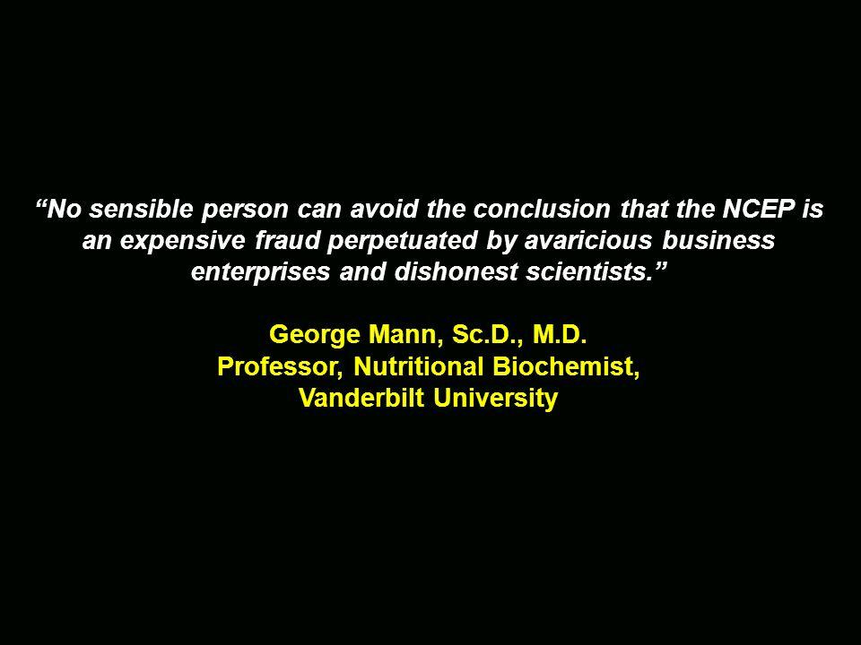 Professor, Nutritional Biochemist, Vanderbilt University