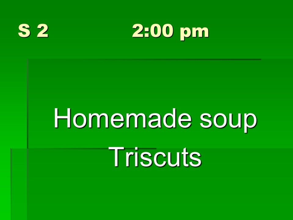 Homemade soup Triscuts