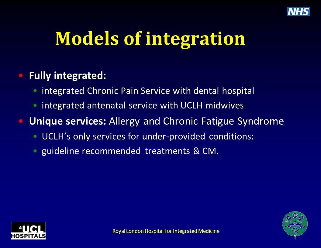Royal London Hospital for Integrated Medicine