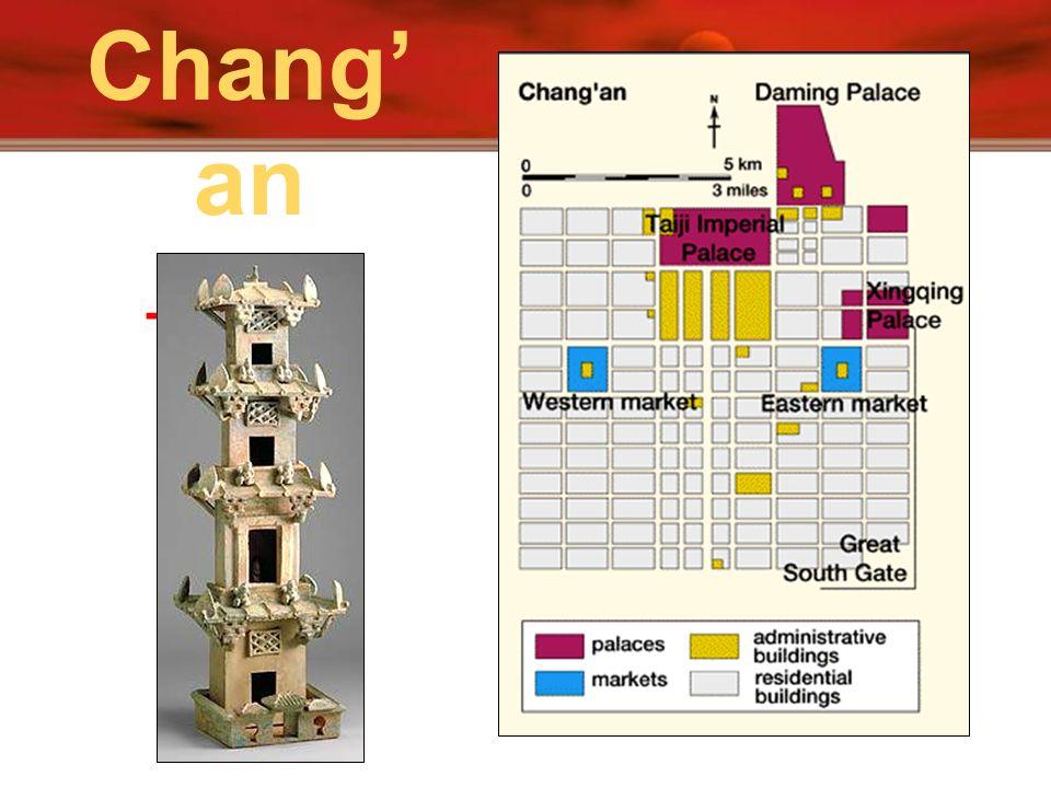 Chang'an The Han Capital