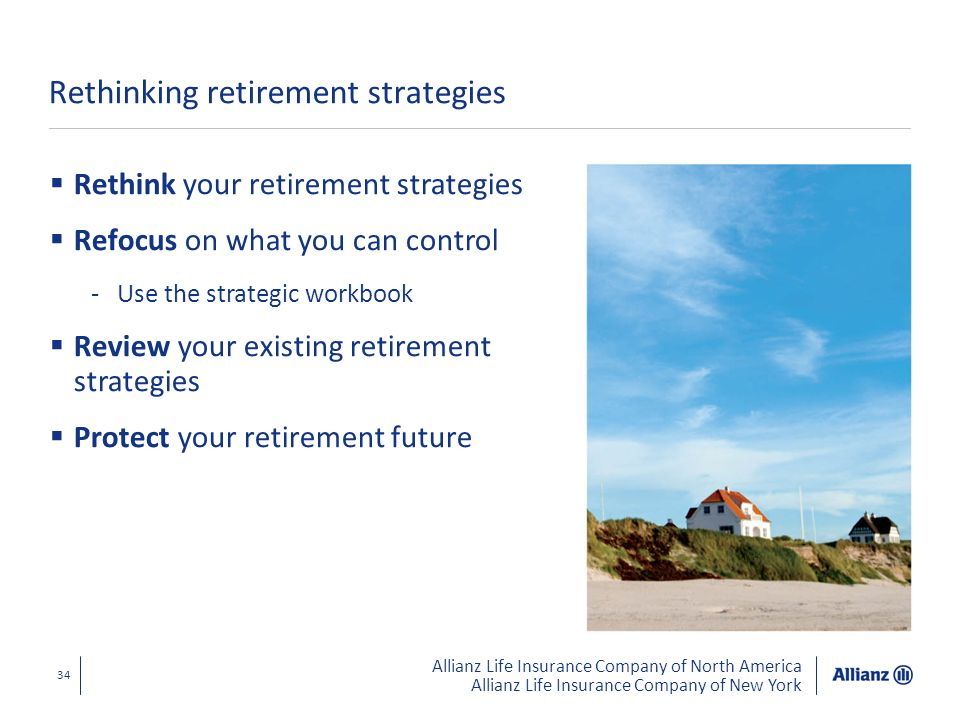 Rethinking retirement strategies