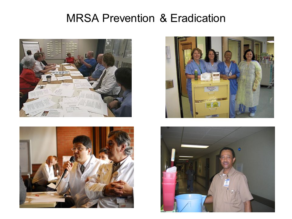 MRSA Prevention & Eradication