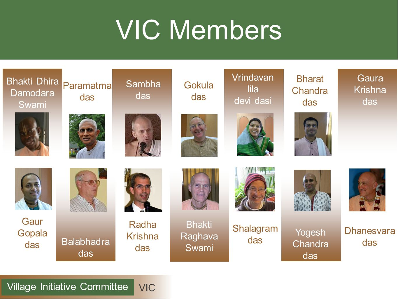 Village Initiative Committee